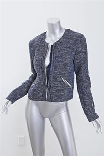 Sachin + Babi Womens Navy Blue Jacket