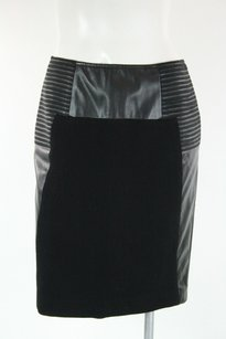 Sachin + Babi Ankasa Wool Skirt Black