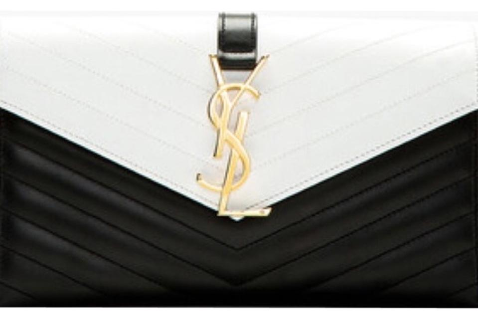 Ysl Yellow Shoulder Bag 35