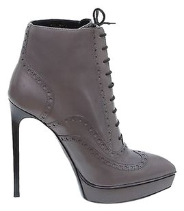 Saint Laurent Fashion - Ankle Grey Boots
