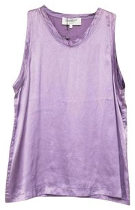 Saint Laurent Yves Womens Top Violet
