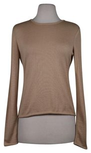 Saks Fifth Avenue Ave Womens Crew Neck Cashmere Sweater