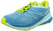Salomon Blue/ Green Athletic