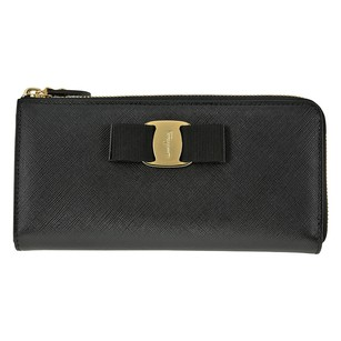 Salvatore Ferragamo Clutch Bag - Black 22-C124BK