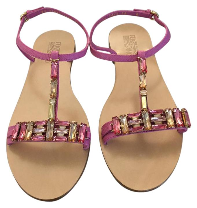 Salvatore Ferragamo embellished sandals sale choice pay with paypal cheap online discount sale online the cheapest cheap online v7fLkg