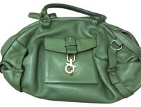 Salvatore Ferragamo Satchel in Green