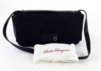 Salvatore Ferragamo Leather Max051964 Shoulder Bag