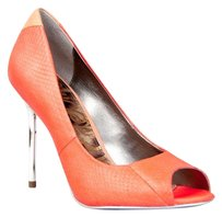 Sam Edelman Orange Pumps
