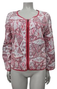Sanctuary Clothing Quilted Multi-Color Jacket