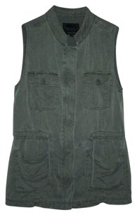 Sanctuary Clothing Canyon Sanctuary Olive Military Vest