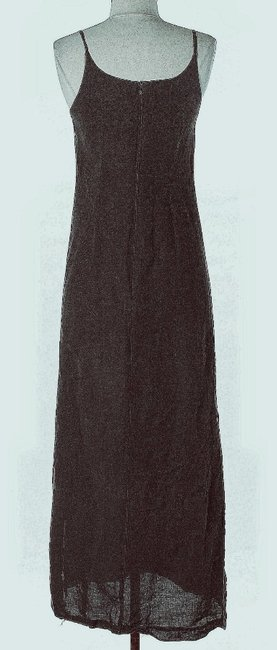 Sarah Pacini Brown Maxi Dress by Sarah Pacini