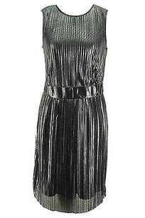 SD Collection short dress silver Womens on Tradesy