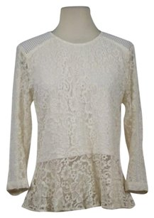 Sea New York Womens Ivory Tunic