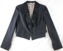 See by Chloé Chloe Cropped Black Jacket