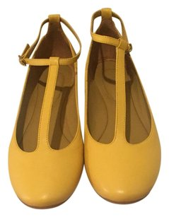 See by Chloé Yellow Flats