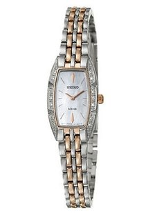 Seiko Seiko Solar Womens Quartz Watch Sup154