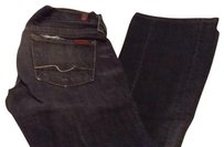 Seven Jeans Boot Cut Jeans-Distressed