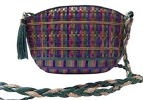 Sharif Vintage Multi Color Cross Body Bag
