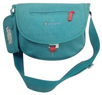 Sherpani Womens Milli Worange Accent Cross Body Bag