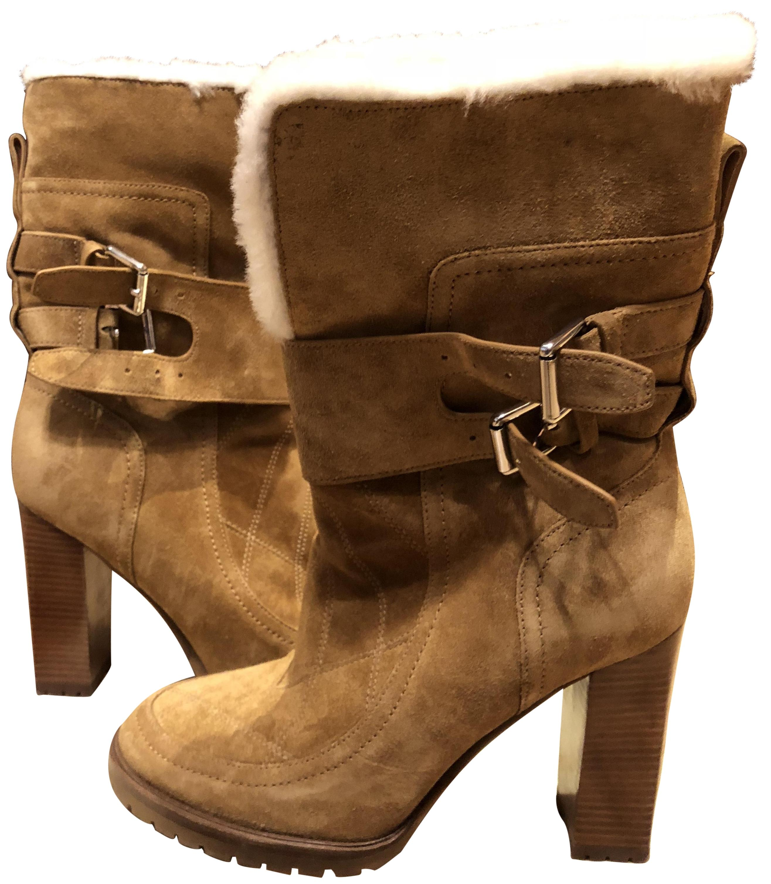 Sigerson Morrison Uggs Camel Boots ...