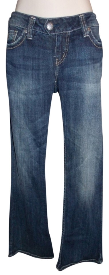 Silver Jeans Co. Boot Cut Jeans- free shipping - thebamboodesign.com