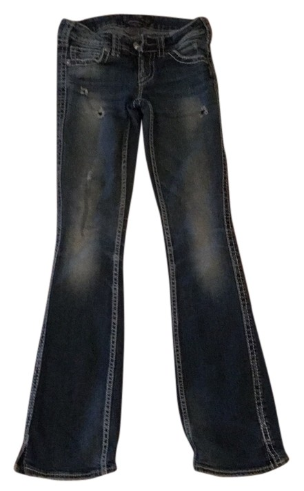 free shipping Silver Jeans Co. Twisted Slim Boot Cut Jeans - www ...