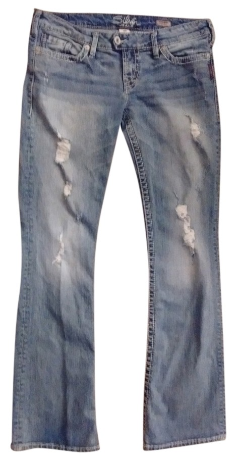 Sale Silver Jeans Billie Jean