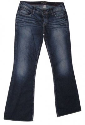 Silver Jeans Co. Flare Leg Jeans chic - www.thewatersportsfarm.com