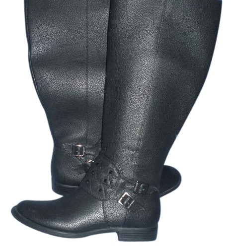 bbd59426eb76 Simply vera wang black wide calf tall riding knee high gray jpg 283x307 Simply  vera boots