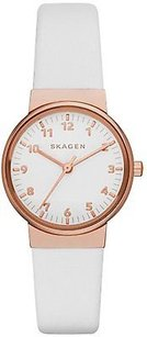 Skagen Denmark Skagen Ancher Leather Ladies Watch Skw2290