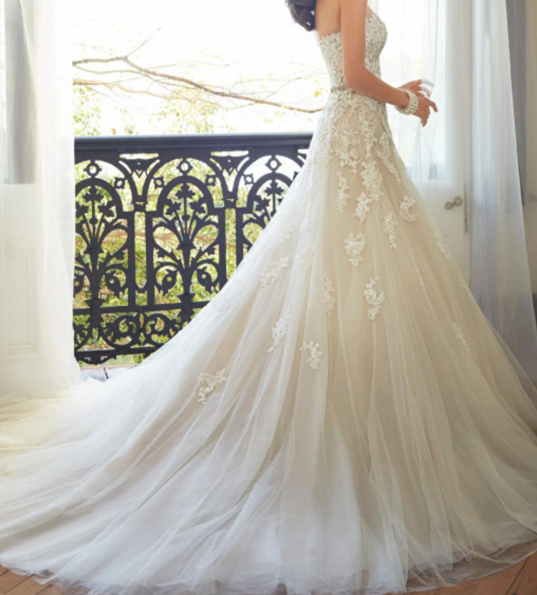 Cost Of Sophia Tolli Wedding Gowns: Sophia Tolli Prinia Wedding Dress