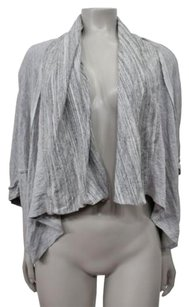 Sparkle & Fade Urban Outfitters Shawl Collar Asymmetric Open Front Cardigan Sweater