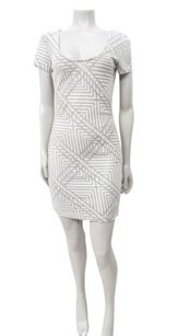 Sparkle & Fade Textured Bodycon Dress
