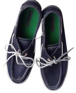 Sperry Faded Blue Sandals