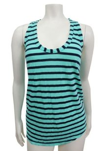Splendid Venice Top teal navy