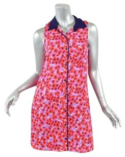 Splendid short dress Multi-Color Womens Floral Print on Tradesy