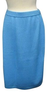 St. John St Collection Skirt turquoise