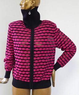 St. John St Sport Black Raspberry Jacket