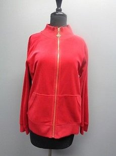 St. John St Sport Long Sleeved Red Jacket
