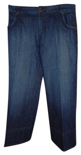 St. John St Sport Blue Capri/Cropped Denim