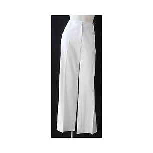 St. John St Sport White Textured Pants