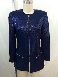 St. John St Couture Blue Jacket