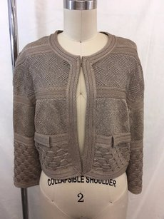 St. John St Couture Bisque Jacket