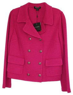St. John Raspberry Jacket