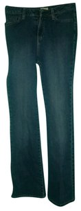 St. John's Bay Straight Leg Jeans-Medium Wash