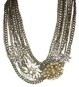Stella & Dot Metropolitan Mixed Chain Necklace
