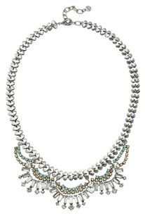 Stella & Dot New Release!! Stella & Dot Belle Silver Statement Necklace