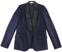 Stella McCartney 40 Dapper Navy Oh Coat