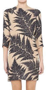 Stella McCartney short dress Beige/Black on Tradesy