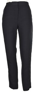 Stella McCartney Womens Navy Dress Career Trousers Pants